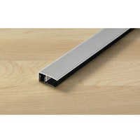 Proline PROCOVERclip Universal Abschlussprofil Aluminium eloxiert, 270cm