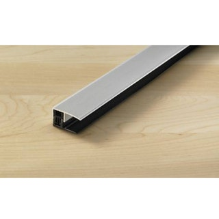 Proline PROCOVERclip Universal Abschlussprofil Aluminium eloxiert, 90cm