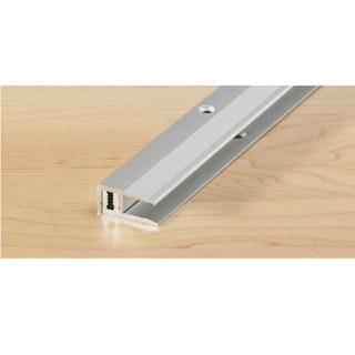 Proline PROCOVER Abschlussprofil Aluminium eloxiert, 100 cm