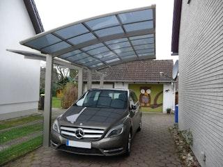 Ximax Carport Portoforte Typ 80 495 x 270 cm