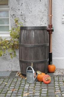 REWATEC 3P Regenspeicher Burgund, 500 Liter