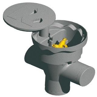 REWATEC Wasserverteiler RainStar