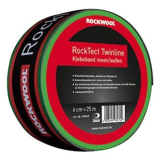 Rockwool Folien-Klebeband RockTect Twinline 25 Meter
