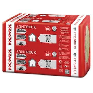 Rockwool Steinwolle Trennwandplatte Sonorock