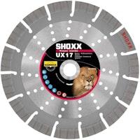 Samedia HighEnd-Diamanttrennscheibe SHOXX UX17
