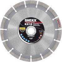 Samedia Highend-Diamanttrennscheibe SHOXX KX13