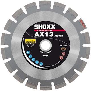 Samedia Highend-Diamanttrennscheibe SHOXX AX13