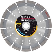 Samedia Highend-Diamanttrennscheibe SHOXX MX13