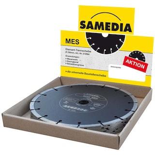 Samedia Profi-Diamanttrennscheibe TECHNIC MES 10er Set