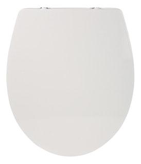 WC-Sitz Innen-Dekor Grübler Duroplast mit Absenkautomatik