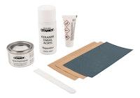 Reparatur-Set für Keramik, Email und Acryl, weiß