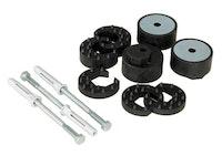 Sanitop Wannenanker für Stahl- oder Acrylwannen