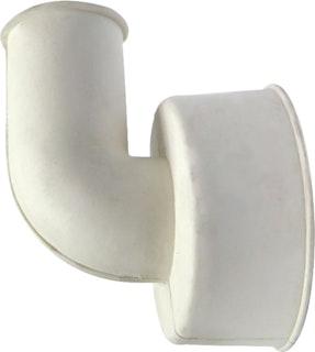 Sanitop Unitas Manschette mit 90° Winkel, 28 mm