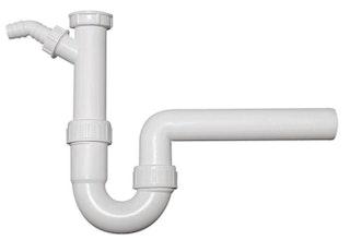 Sanitop Röhrengeruchverschluss für Spülen