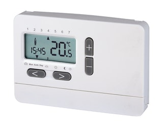 Sanitop 2-Draht-Uhrenthermostat-digital