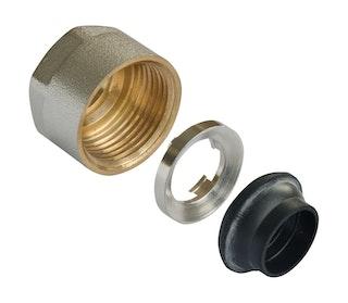 Sanitop Klemmverschraubung für Kupfer- oder Präzisionsstahlrohr 3/4 x Ø 15 mm