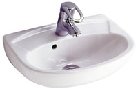 Sanitop Handwaschbecken 45 cm, manhattan
