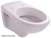 Sanitop Wand-WC, Tiefspüler, manhattan