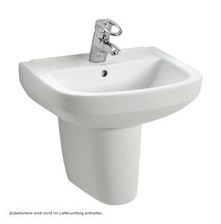 Sanitop Handwaschbecken Lucanto 50 cm, weiß