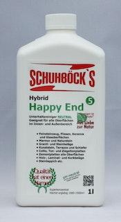 Schuhböcks Nr. 5 Hybrid Happy End Neutraler Unterhaltsreiniger