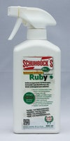 Schuhböcks Nr. 9 Ruby Schimmel- und Grünbelagsentferner