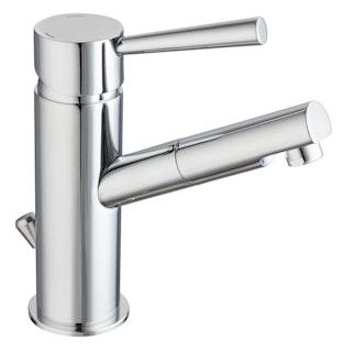 Design-Waschtischarmatur CORNWALL Niederdruck, Chrom