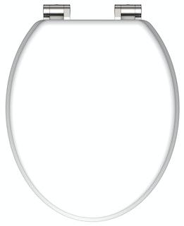 MDF WC-Sitz SPIRIT WHITE