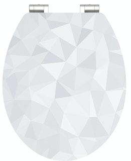 MDF HG WC-Sitz DIAMOND