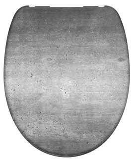 Duroplast WC-Sitz INDUSTRIAL GREY
