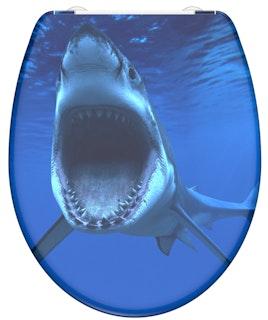 Duroplast WC-Sitz SHARK
