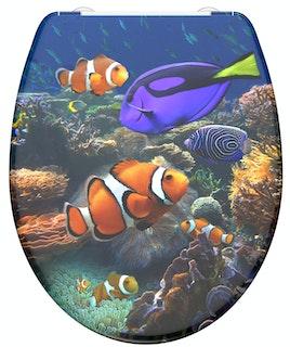 Duroplast WC-Sitz SEA LIFE