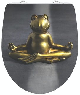 Duroplast HG WC-Sitz RELAXING FROG