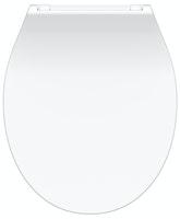 Duroplast WC-Sitz SLIM WHITE
