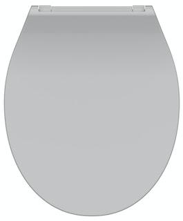 Schütte Duroplast WC-Sitz SLIM GREY