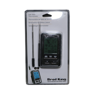Broil King Seitenablagen Thermometer
