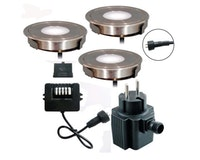 Seliger Minispot 800 LED - 3er Set