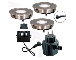 Seliger Minispot 800 LED - 3er Set
