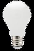 Shada  LED Filament Glühlampe Birne A60 E27 4W 400LM 2700K Opal nicht dimmbar AGL 220-240V