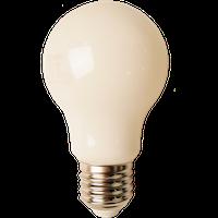 Shada  LED Filament Glühlampe Birne FIL A60 E27 7W 700LM 2700K Opal nicht dimmbar AGL 220-240V