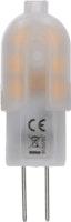 Shada  LED Stiftsockellampe G4 1,5W 100LM 3000K 360° Opal nicht dimmbar 12V