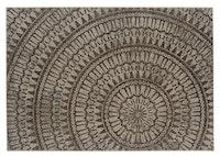 Sieger Outdoor-Teppich 160 x 230 cm Polypropylen, Dessin 4810