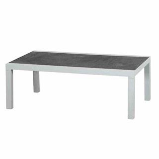 Siena Garden Belia Lounge Tisch weiß