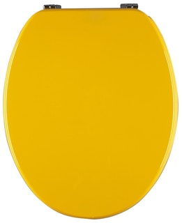 Sanitop WC-Sitz Venezia, gelb