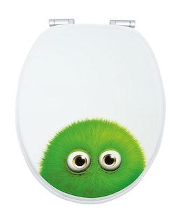 Sanitop WC-Sitz Dekor Monster Bobby