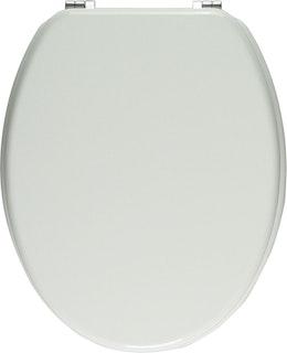 Sanitop WC-Sitz Venezia mit Active-Clean Oberfläche, Soft-Schließ-Komfort und Fast Fix, weiß