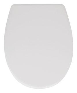 Sanitop WC-Sitz Madrid mit Soft-Schließ-Komfort und Take Off-Funktion, weiß