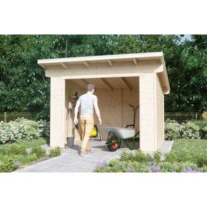 Turbo Brennholzlager für Ihren Garten günstig bestellen | Mein EM37