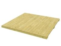 Skan Holz Fußboden für CrossCube 4 (alle Modelle)