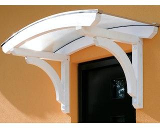 Skan Holz Design-Vordach Rostock
