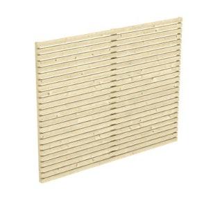 Skan Holz Seitenwand Rhombus passend für Carports Spessart